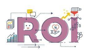 Imagem ilustrativa do post sobre como calcular o ROI das suas ações de Marketing