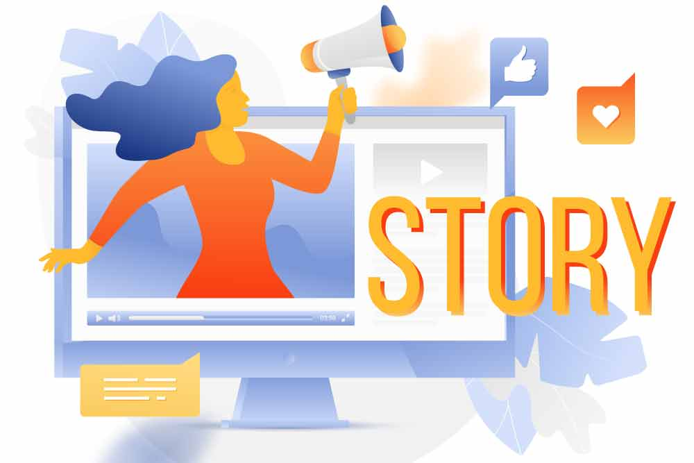 Imagem ilustrativa do post sobre storytelling e storydoing